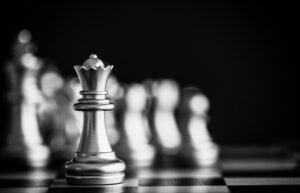 Image of chessboard to improve your sales